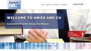 Amies & Co