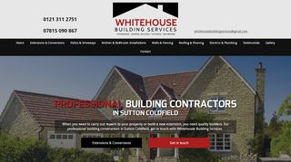 Whitehouse Building Services