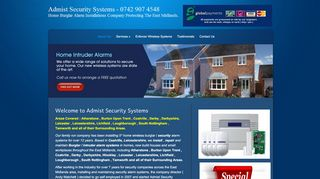 Admist Security Systems