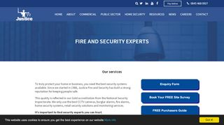 Justice Security Systems Ltd