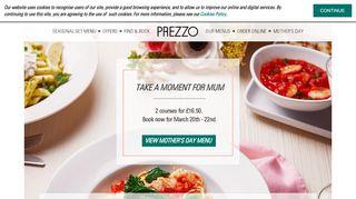 Prezzo Restaurants