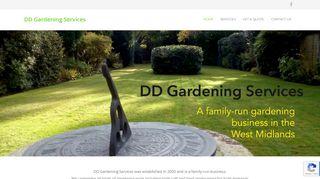 DD Gardening Services