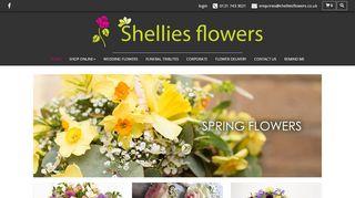 Shellies Flowers
