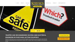 Strysen Heating & Electrical Ltd