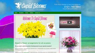 Cupid Blooms
