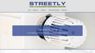 Streetly Gas & Plumbing Services Ltd
