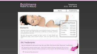 Boldmere Health & Beauty