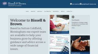 Bissell & Brown Ltd