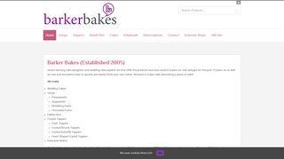 Barker Bakes Ltd