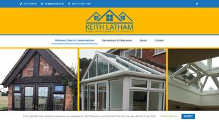 Keith G Latham Double Glazing & Building