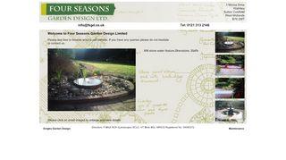 Four Seasons Garden Design Ltd