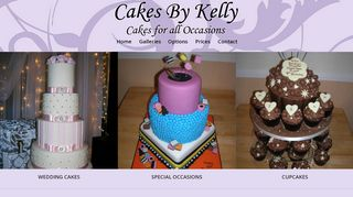 Cakes by Kelly