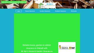 Mr Nar's House & Garden Clearances