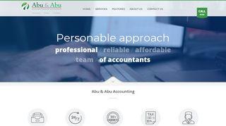 Abu & Abu Accountants Ltd