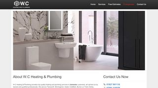 W.C Heating & Plumbing