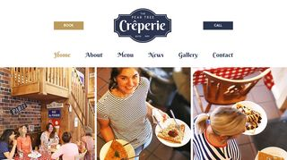 The Pear Tree Creperie