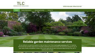 TLC Gardening Services