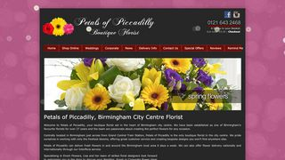 Petals of Piccadilly Ltd