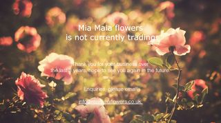 Mia Maia Flowers Ltd