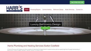 Harris Plumbing & Heating