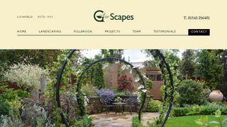 G-Scapes Of Lichfield Ltd