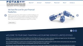 Four Oaks Taxation & Accounting Services
