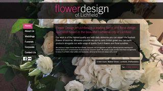 Flower Design of Lichfield