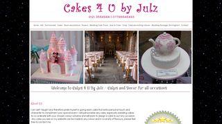 Cake 4u By Julz