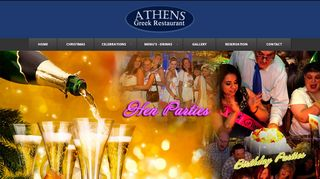 Athens Restaurants Ltd