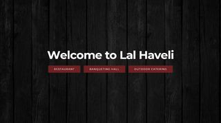 Lal Haveli Restaurant Ltd