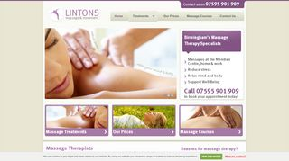 Lintons Massage & Movements Ltd