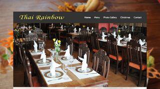 The Thai Rainbow Restaurant (Lichfield)