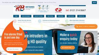 Britannic Security Systems Ltd