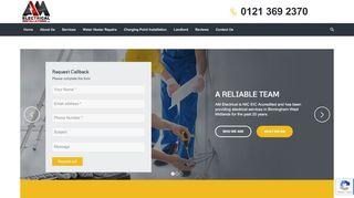 A M Electrical Services Ltd