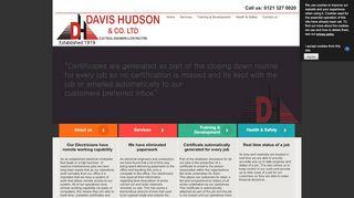 Davis Hudson & Co.Ltd