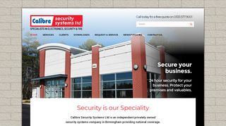 Calibre Security Systems Ltd